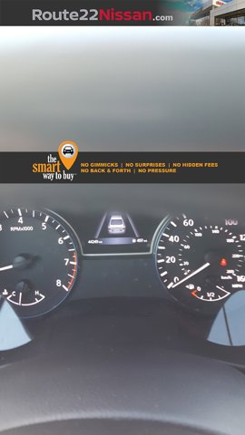 2017 Nissan Altima 2.5 SR 2.5 SR Sedan Regular Unleaded I-4 2.5 L/152 [8]