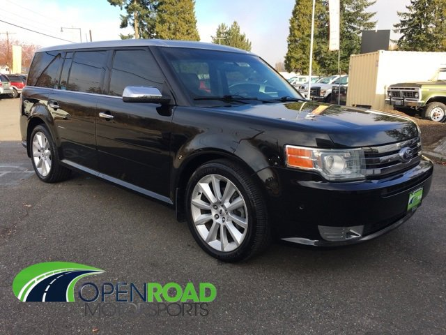 Used 2012 Ford Flex in Marysville, WA