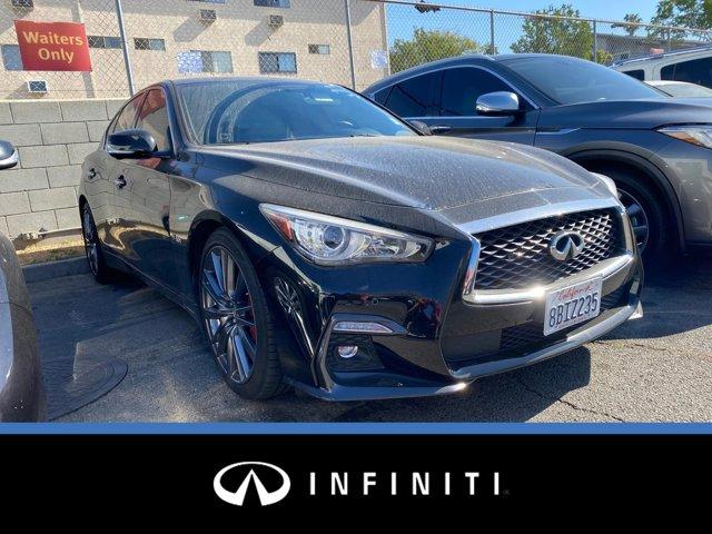 2018 INFINITI Q50 RED SPORT 400 RED SPORT 400 RWD Twin Turbo Premium Unleaded V-6 3.0 L/183 [15]