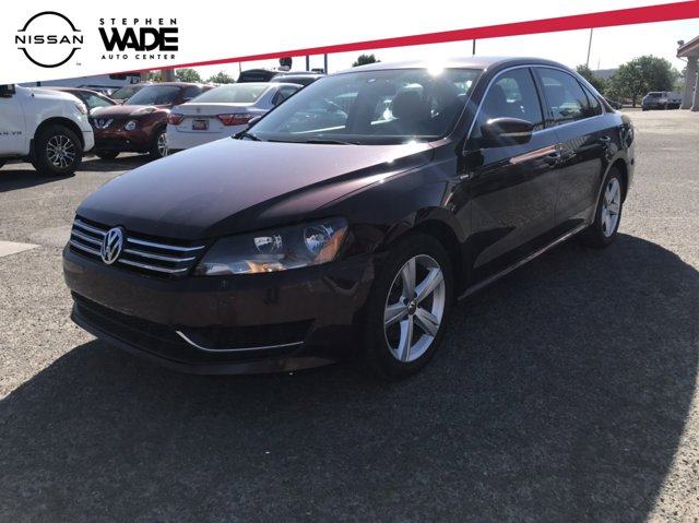 Used 2014 Volkswagen Passat S