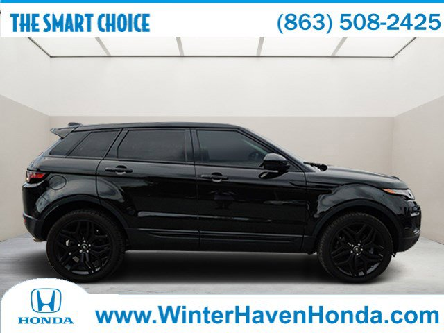 Used 2017 Land Rover Range Rover Evoque in Winter Haven, FL