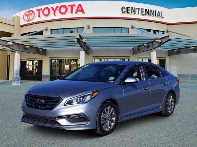 Used 2017 Hyundai Sonata in Las Vegas, NV