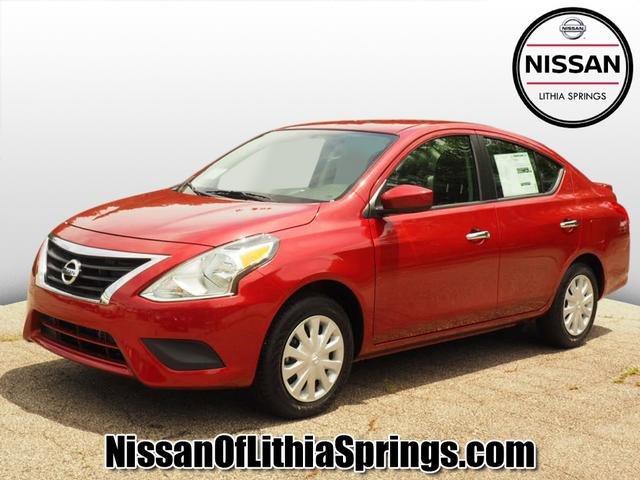 New 2019 Nissan Versa in Lithia Springs, GA