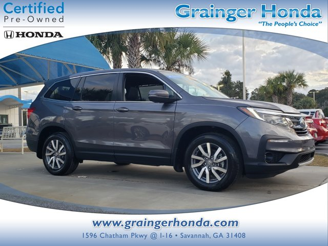 Used 2019 Honda Pilot in Savannah, GA