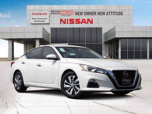 2020 Nissan Altima 2.5 S 2.5 S Sedan Regular Unleaded I-4 2.5 L/152 [7]