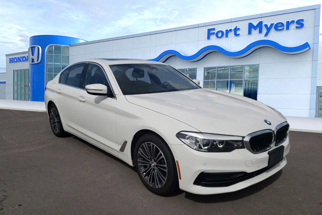 Used 2019 BMW 5 Series in Fort Myers, FL