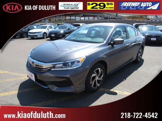 Used 2016 Honda Accord Sedan in Duluth, MN