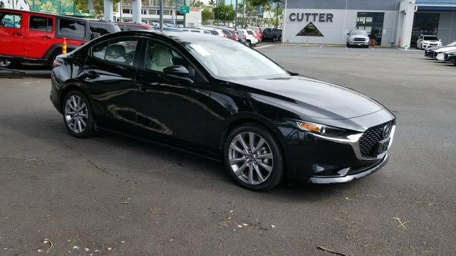 New 2019 Mazda Mazda3 Sedan in Honolulu, HI