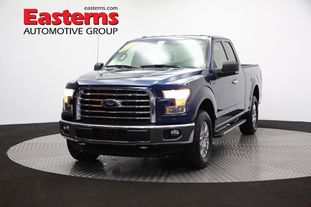 2016 Ford F-150 XLT EcoBoost Extended Cab Pickup
