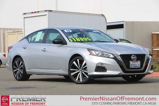 Used 2019 Nissan Altima in , CA