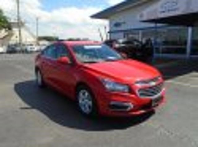 Used 2015 Chevrolet Cruze in Quincy, FL