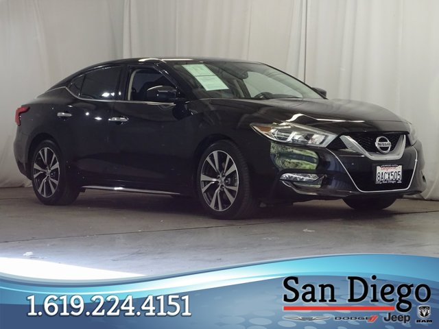 Used 2017 Nissan Maxima in San Diego, CA