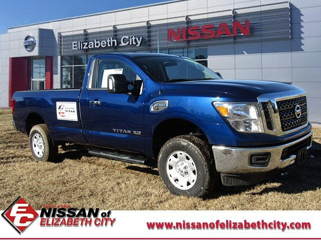 New 2017 Nissan Titan XD in  Elizabeth City, NC
