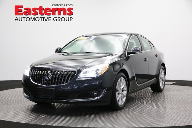 2016 Buick Regal Premium II 4dr Car