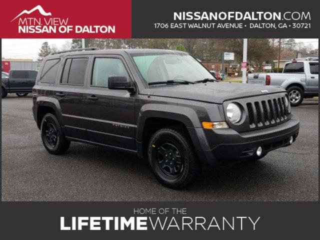 Used 2017 Jeep Patriot in Dalton, GA