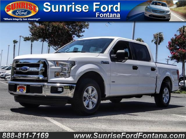 2016 Ford F-150 2WD SuperCrew 145 Twin Turbo Regular Unleaded V-6 2.7 L/164 [9]