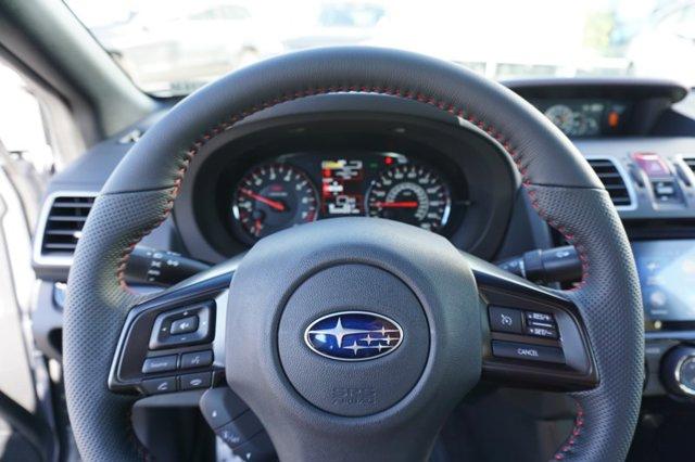 New 2020 Subaru WRX STI Manual