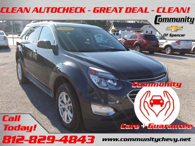 Used 2017 Chevrolet Equinox in Bloomington, IN