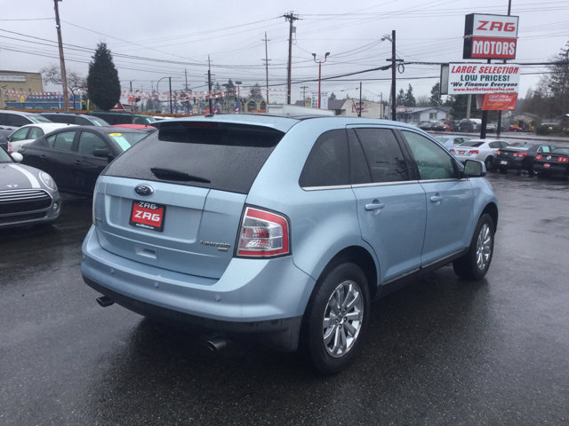 Used 2008 Ford Edge 4dr Limited AWD