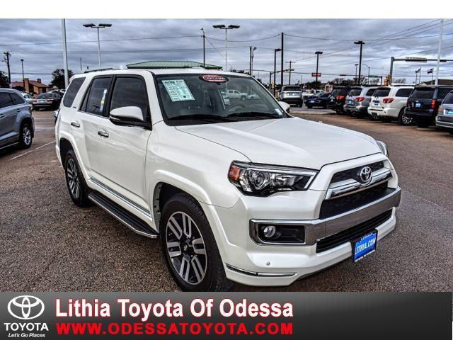 Used 2018 Toyota 4Runner in Odessa, TX