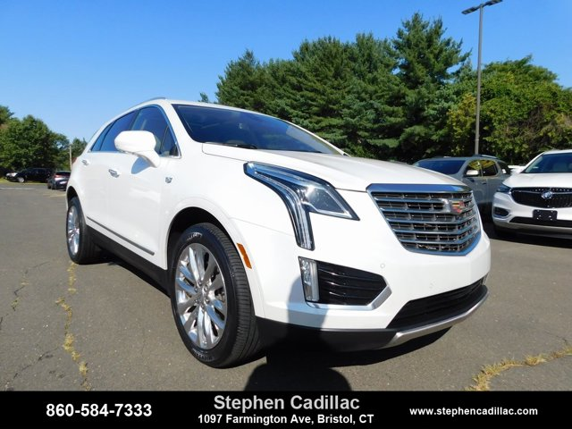 Used 2018 Cadillac XT5 in Bristol, CT