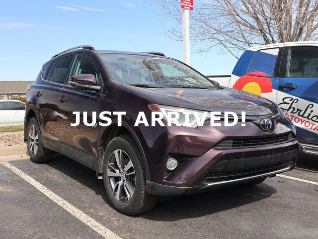 Used 2017 Toyota RAV4 in Greeley, CO