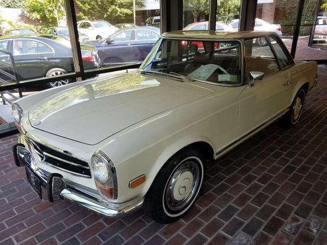 1971 Mercedes 280SL  VIN 11304412018885XXX Stock  1924267343