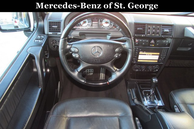Used 2010 Mercedes-Benz 4MATIC 4dr G 55 AMG