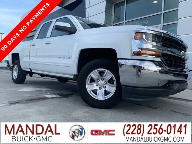 Used 2019 Chevrolet Silverado 1500 LD in D'Iberville, MS