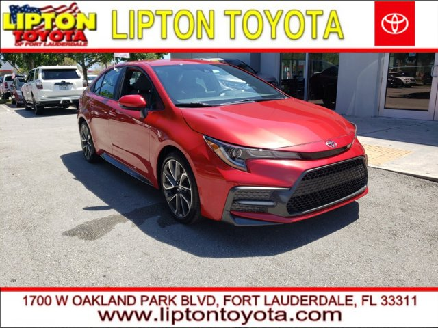 Used 2020 Toyota Corolla in Ft. Lauderdale, FL