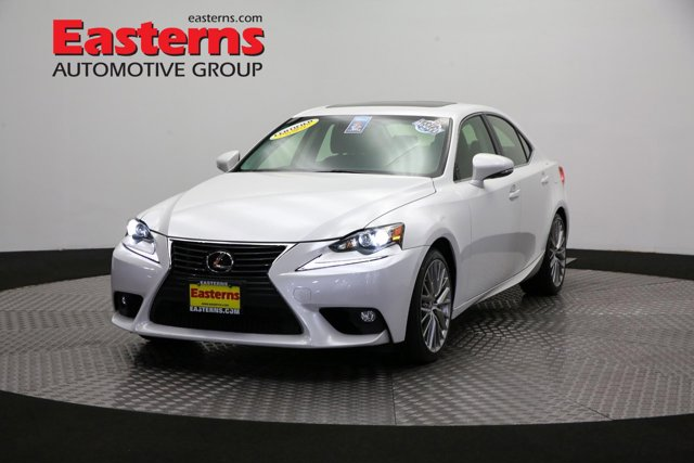 2016 Lexus IS 300 Premium 4dr Car
