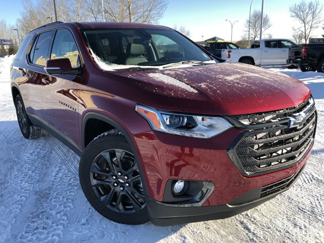 2021 Chevrolet Traverse RS AWD 4dr RS 3.6L V6 [0]
