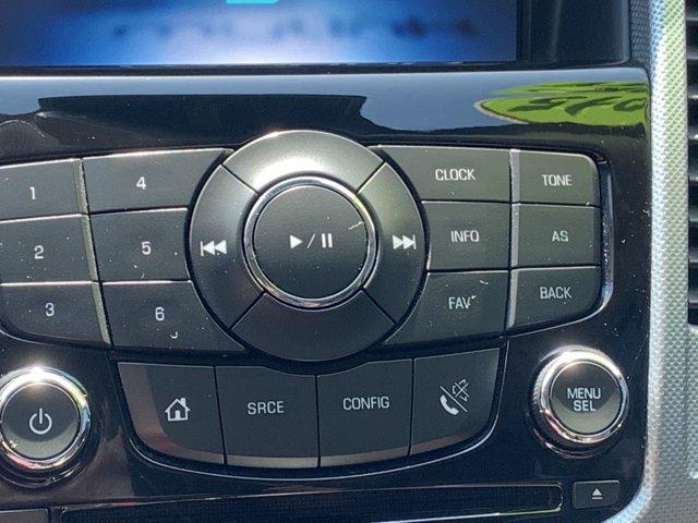 2015 Chevrolet Cruze LTZ RS 4D Sedan 4-Cyl ECOTEC 1.4T