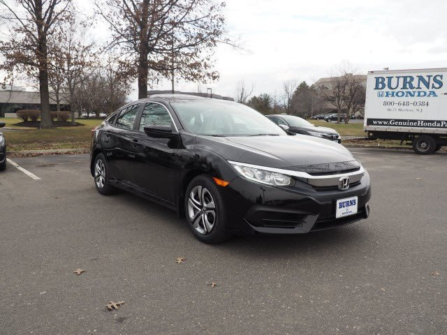 New 2017 Honda Civic Sedan in Marlton, NJ