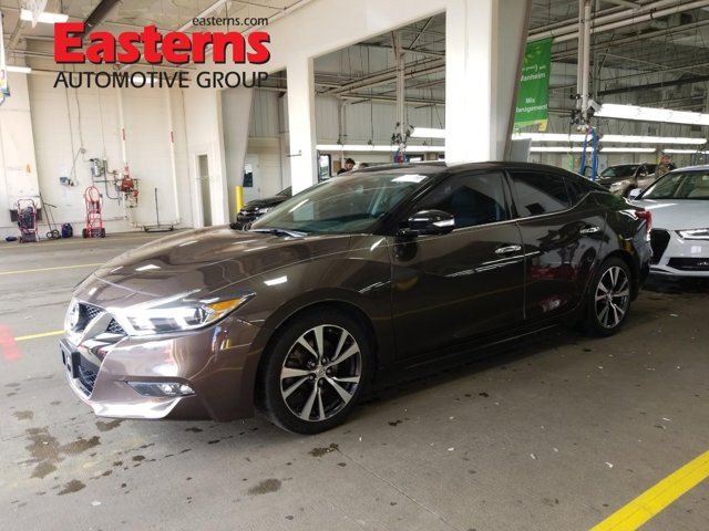 2016 Nissan Maxima Platinum 4dr Car