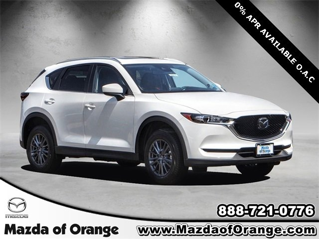2020 Mazda CX-5 Touring Touring FWD Regular Unleaded I-4 2.5 L/152 [16]