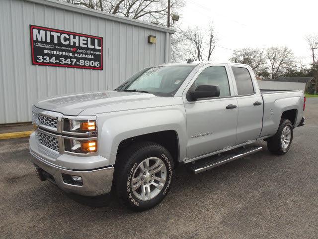 Used 2014 Chevrolet Silverado 1500 in Dothan & Enterprise, AL