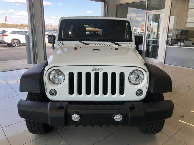Used 2016 Jeep Wrangler Unlimited in Henderson, NC