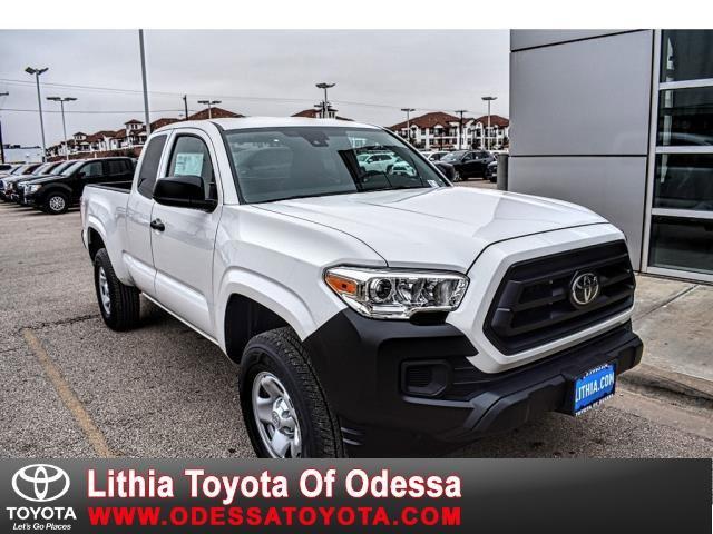 New 2020 Toyota Tacoma in Odessa, TX