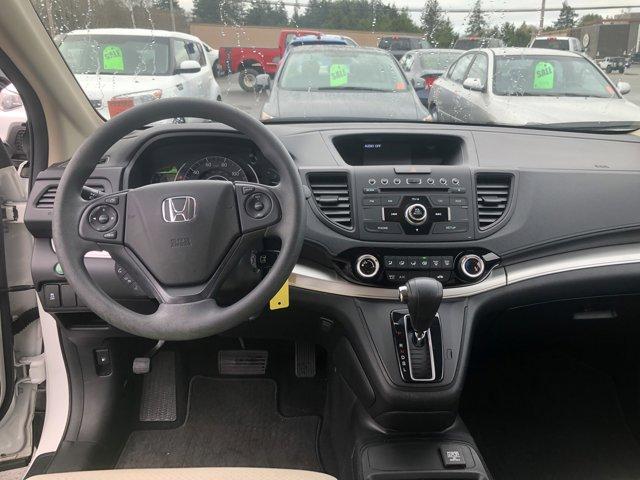 2016 Honda CR-V AWD 5dr LX