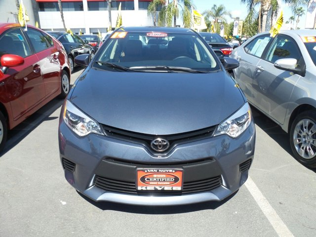 Used 2014 Toyota Corolla 4dr Sdn Man LE