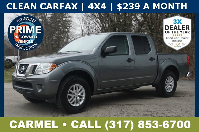 Used 2016 Nissan Frontier in Indianapolis, IN