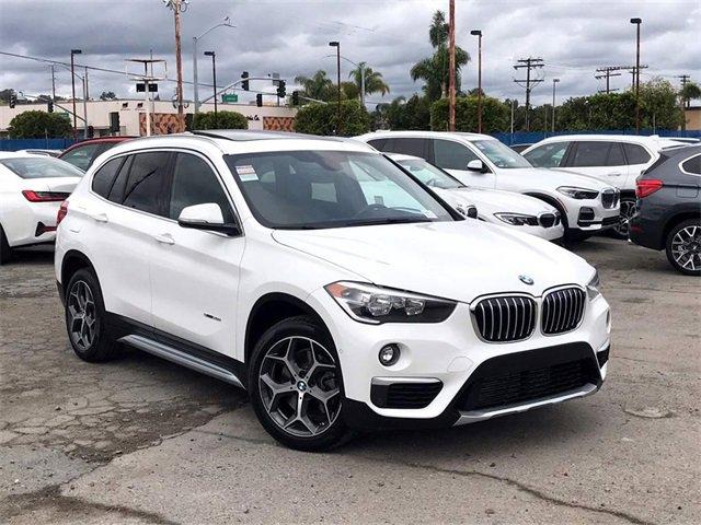 Used 2017 BMW X1 in San Diego, CA