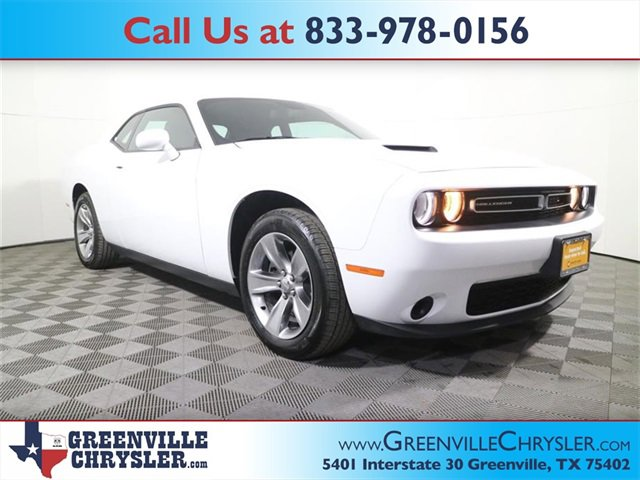 Used 2019 Dodge Challenger in Greenville, TX