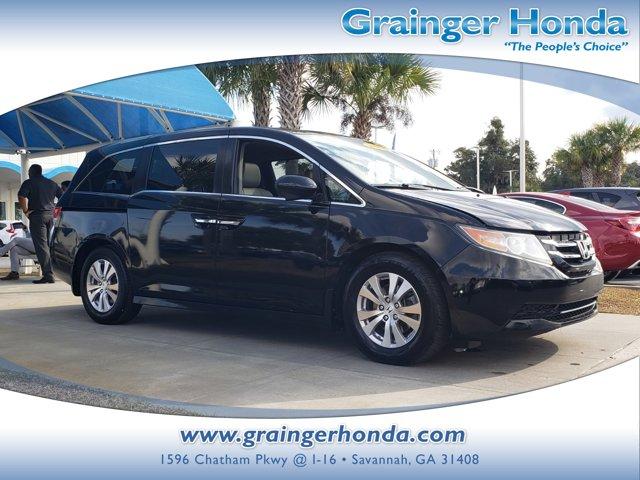 Used 2014 Honda Odyssey in Savannah, GA