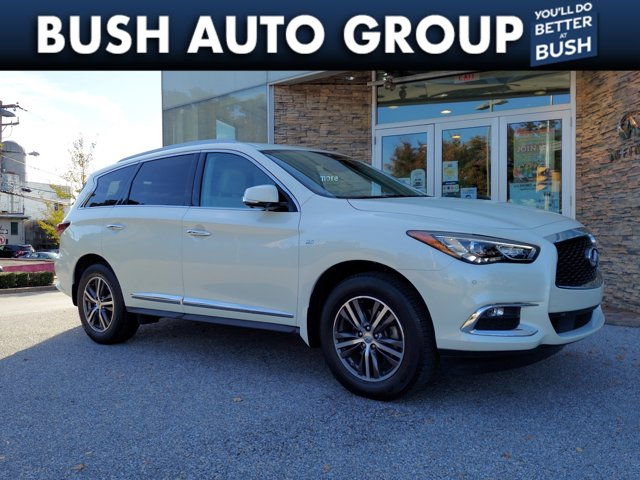 2017 INFINITI QX60 drivers assist navigation AWD Premium Unleaded V-6 3.5 L/213 [1]