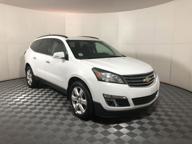 Used 2017 Chevrolet Traverse in Greenwood, IN