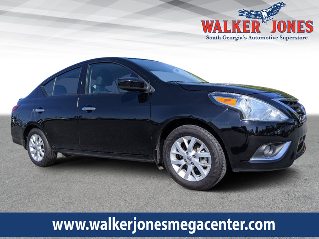 Used 2019 Nissan Versa in Waycross, GA