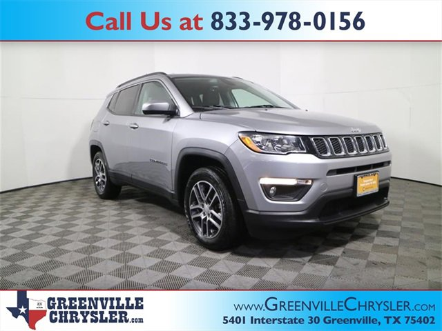 Used 2018 Jeep Compass in Greenville, TX