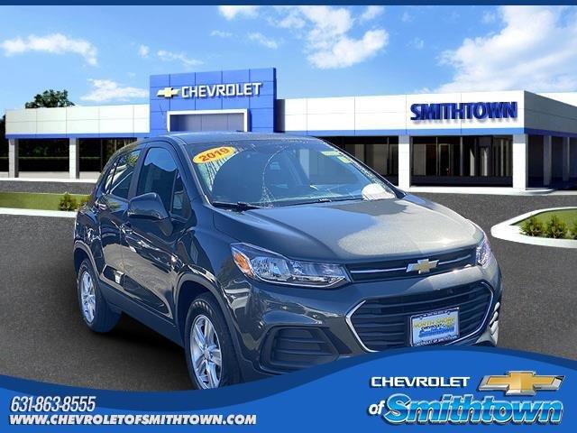 2019 Chevrolet Trax LS FWD 4dr LS Turbocharged Gas 4-Cyl 1.4L/83 [4]